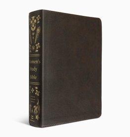 Women's Study Bible Trutone Deep Brown