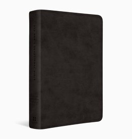 ESV Men's Devotional Bible  TruTone®, Black