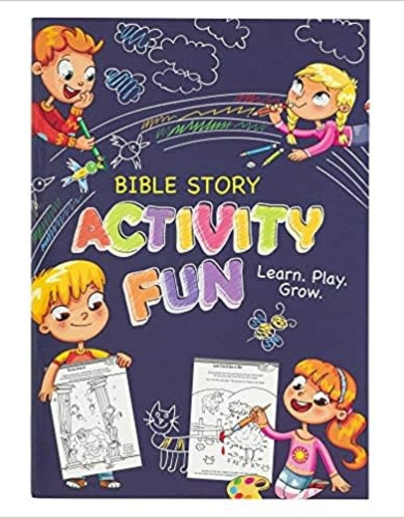 Bible Story Activity Book