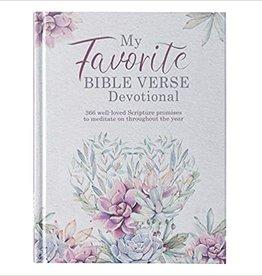 My Favorite Bible Verse Devotional