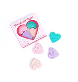 Valentine Sweetheart Fizzies Gift Set