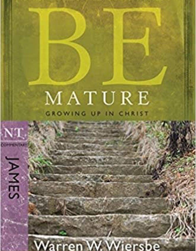 Be Mature - James