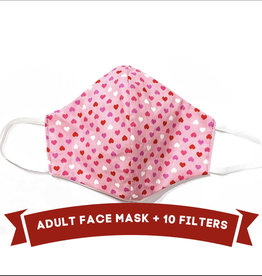 Face Mask- Hearts