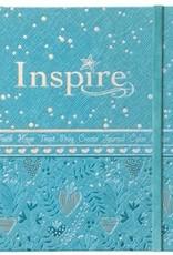 INSPIRE BIBLE FOR GIRLS NLT HC NLT
