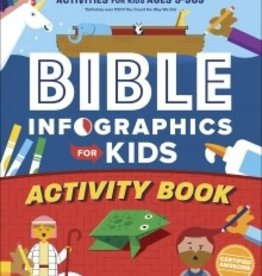 Bible Infographics for Kids Activity Book