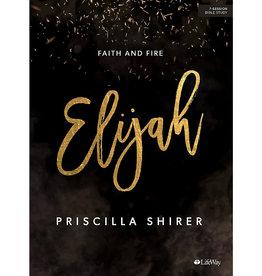 Elijah - Bible Study Book