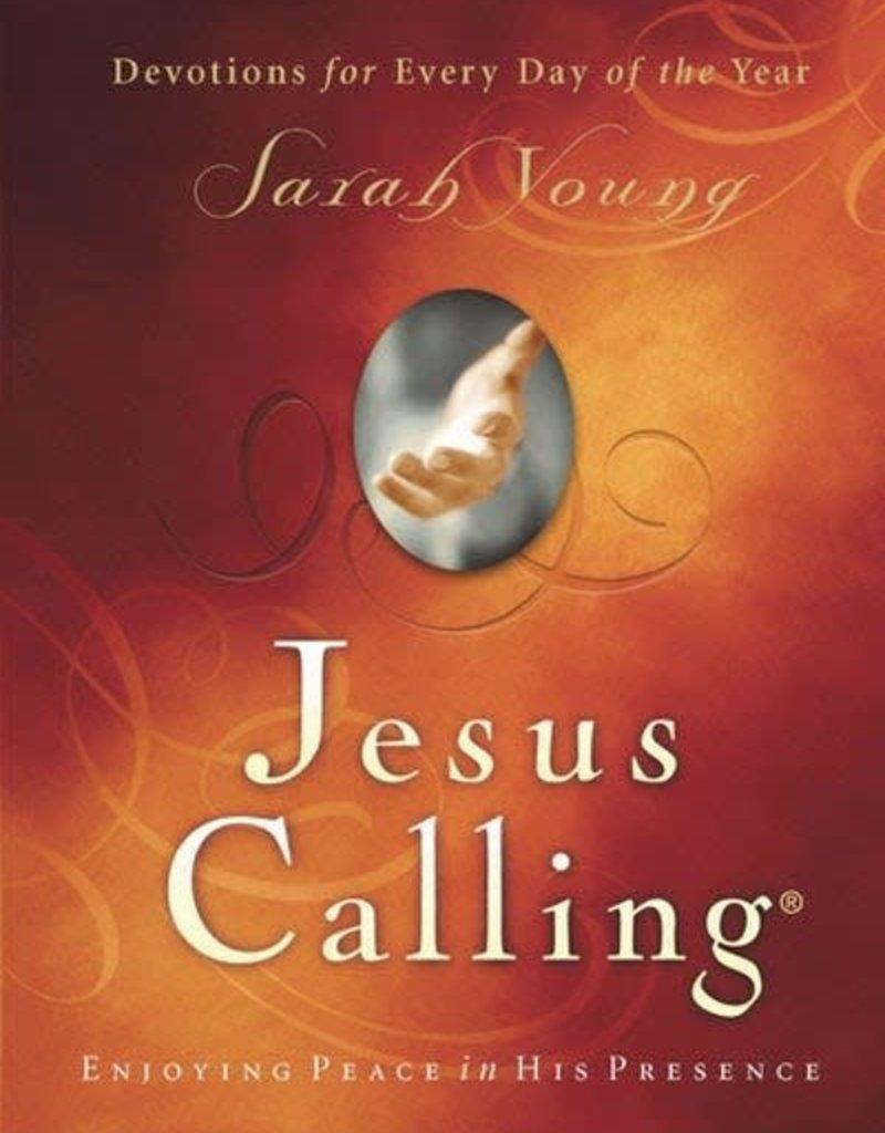 JESUS CALLING : SEEKING PEACE IN HIS PRESENCE