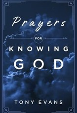Prayers for Knowing God: Drawing Closer to Him