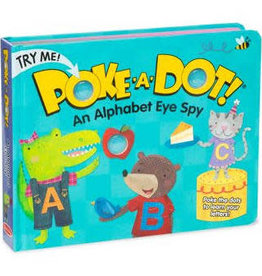 Melissa & Doug -An Alpha Eye Spy (Poke-a-dot)