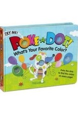 Melissa & Doug -Whats Your Favorite Color, Poke-a-Dot Book