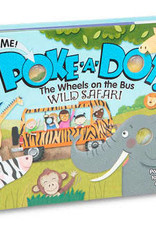 Melissa & Doug-Poke-A-Dot Wheels on the Bus Wild Safari