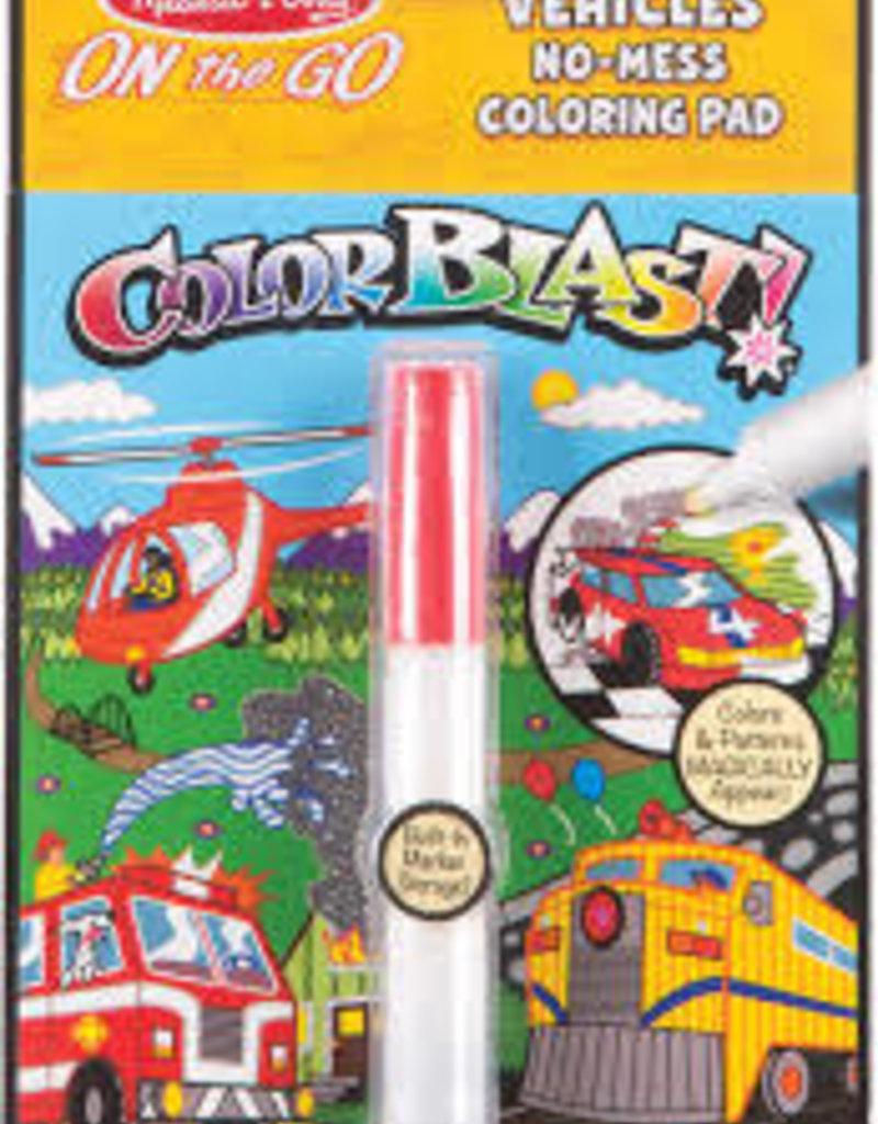Color Blast- Vehicles