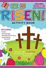 He is Risen Activity Book
