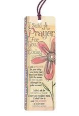 BOOKMARK TASSEL I SAID A PRAYER