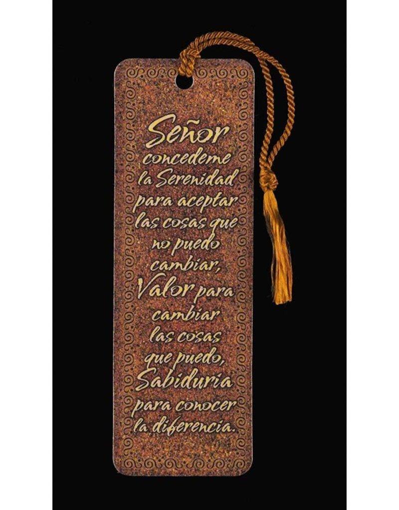 Bookmark- Serenity Prayer- Spanish