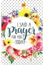 BKM POCKET I SAID A PRAYER