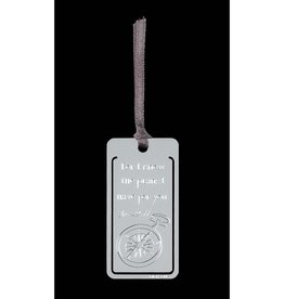 BOOKMARK  JER 29:11 SILVER