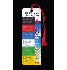 Bookmark- Plan of Salvation (Spanish)
