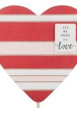 All We Need is Love Topper