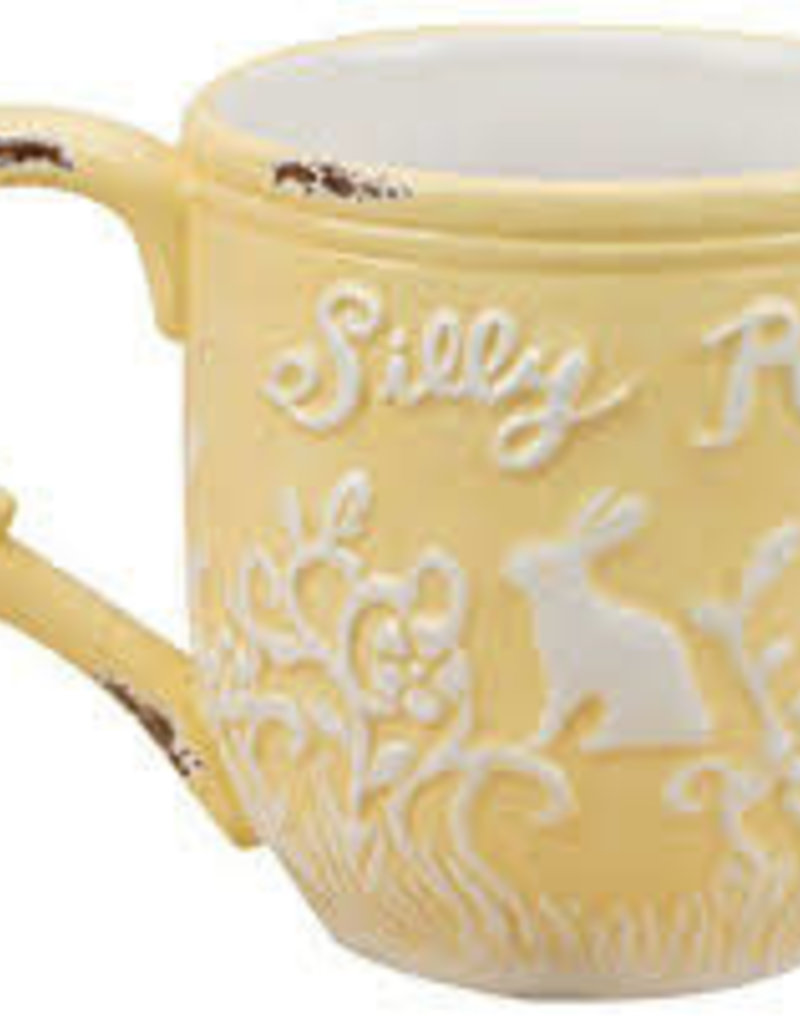 Easter is for Jesus Mug - Yellow