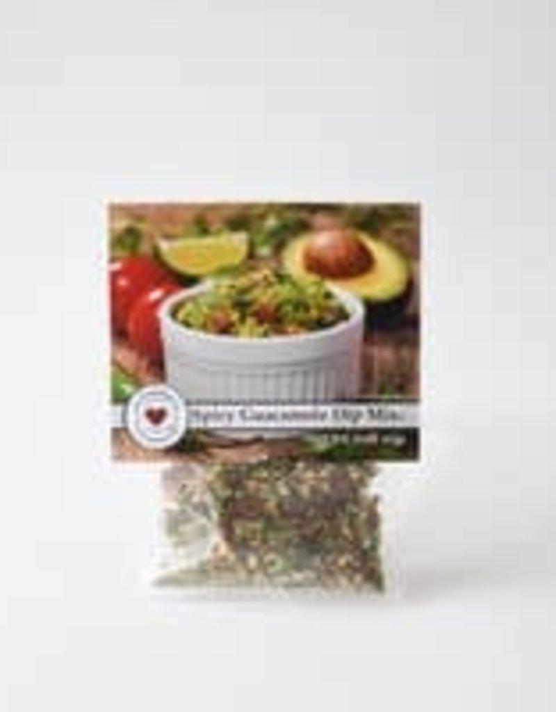 Spicy Guacamole Dip Mix