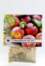 Peach Jalapeno Dip Mix