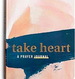 Take Heart - A Prayer Journal  J2417