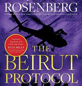 The Beirut Protocol (Marcus Ryker Series #4) HC