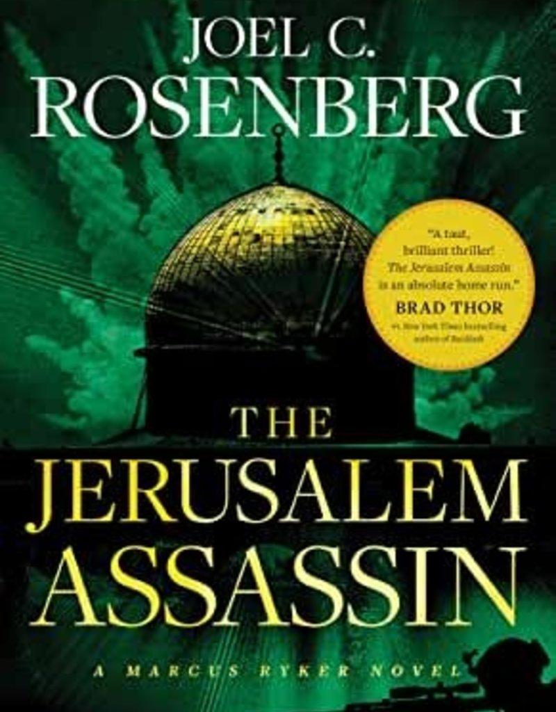 The Jerusalem Assassin (Marcus Ryker Book #3) Paperback