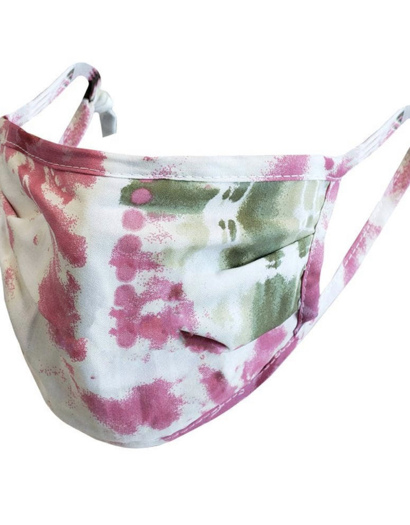 Face Mask: Floral Lightweight Thin Mask