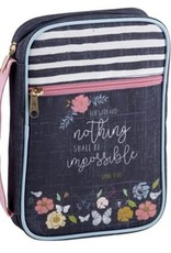 Nothing Shall Be Impossible, Bible Cover, Large