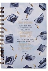 I Know the Plans, Graduation, Wirebound Journal