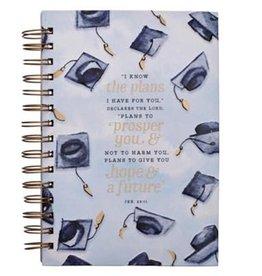 I Know the Plans, Graduation, Wirebound Journal