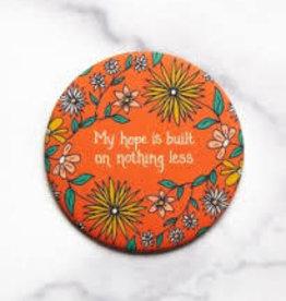 My Hope is Built Magnet