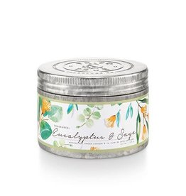T&T Small Tin Candle - Eucalyptus & Sage