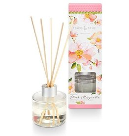T&T Pink Magnolia Reed Diffuser