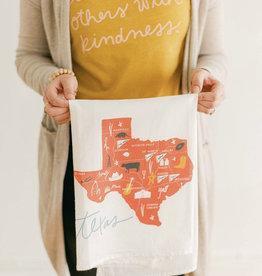 Texas Flour Sack Towel