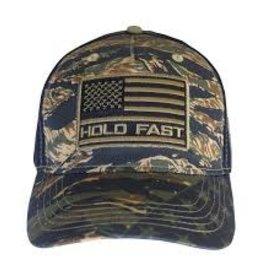 HOLD FAST Mens Cap Tiger Stripe Camo