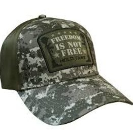 HOLD FAST Mens Cap Freedom Is Not Free
