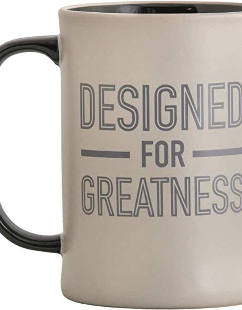 Mug - Designed for Greatness