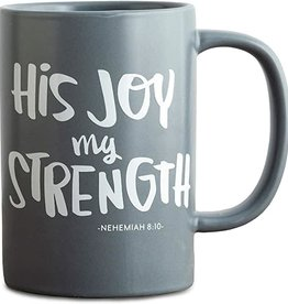 Mug - His Joy is my Strength