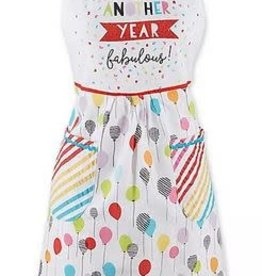 Another Year Printed Apron