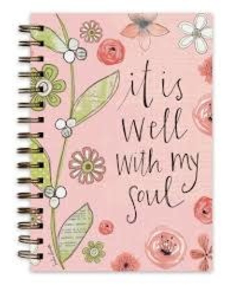 It is Well Spiral Journal