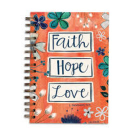 Faith, Hope, Love  Journal