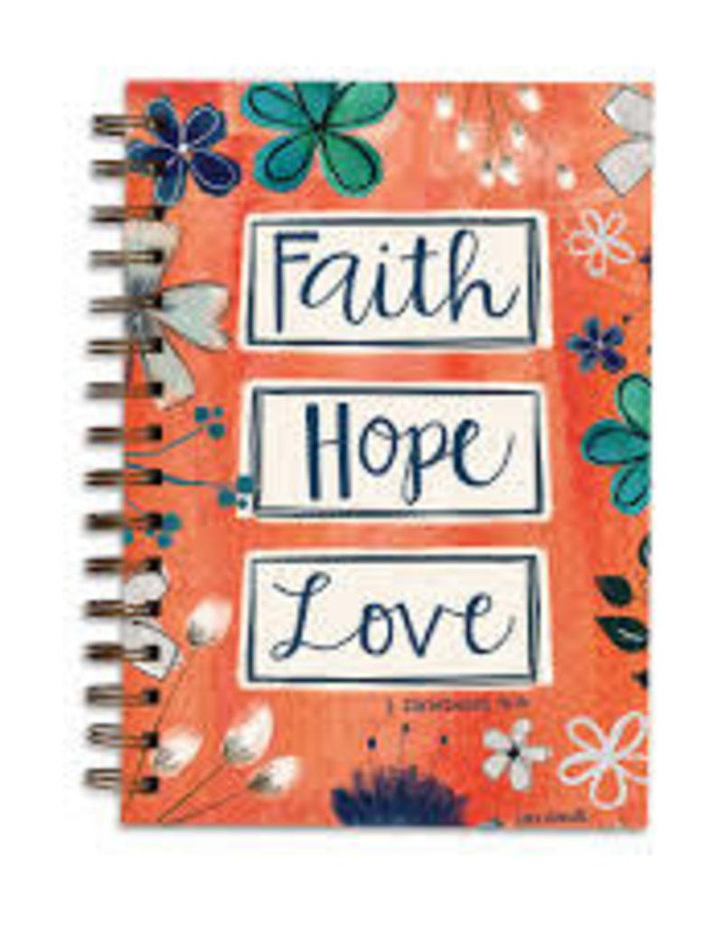Faith, Hope, Love  Journal