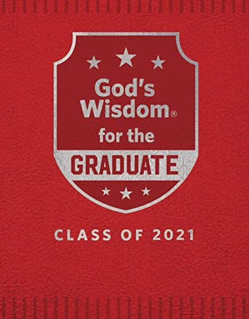 God's Wisdom for the Graduate RED 2021