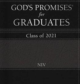 God's Promises for Graduates NIV 2021 - Black