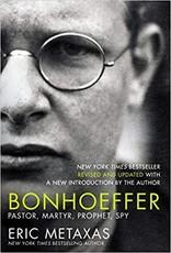 Bonhoeffer: Pastor, Martyr, Prophet, Spy(updated)