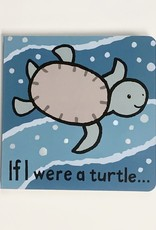 Jellycat-If I were a Turtle Book