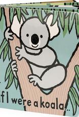 Jellycat-If I were a Koala Book